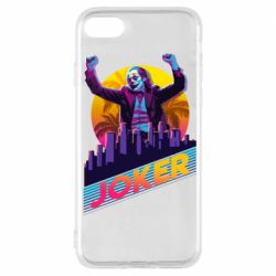 Чехол для iPhone 7 Joker neon