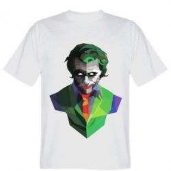 Футболка Joker Poly Art