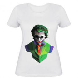 Жіноча футболка Joker Poly Art