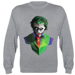 Реглан (свитшот) Joker Poly Art