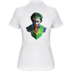 Женская футболка поло Joker Poly Art