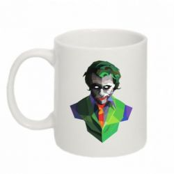 Кружка 320ml Joker Poly Art
