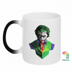 Кружка-хамелеон Joker Poly Art