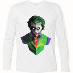 Футболка с длинным рукавом Joker Poly Art