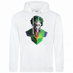 Мужская толстовка Joker Poly Art