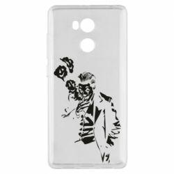 Чехол для Xiaomi Redmi 4 Pro/Prime Joker smokes and smiles