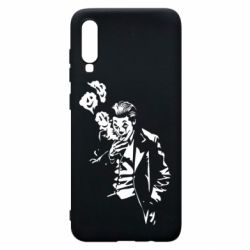 Чехол для Samsung A70 Joker smokes and smiles