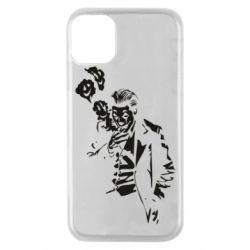 Чехол для iPhone 11 Pro Joker smokes and smiles