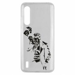 Чехол для Xiaomi Mi9 Lite Joker smokes and smiles