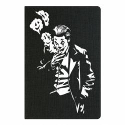 Блокнот А5 Joker smokes and smiles