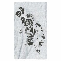 Полотенце Joker smokes and smiles