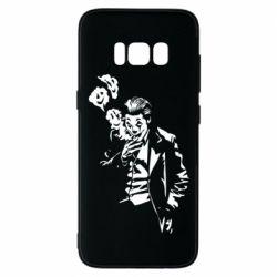 Чехол для Samsung S8 Joker smokes and smiles