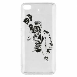 Чехол для Xiaomi Mi 5s Joker smokes and smiles