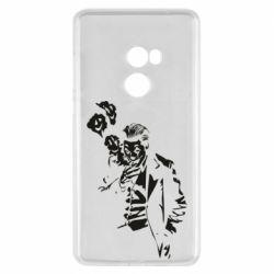 Чехол для Xiaomi Mi Mix 2 Joker smokes and smiles