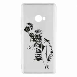 Чехол для Xiaomi Mi Note 2 Joker smokes and smiles