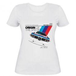 Женская футболка Jon Forde Legends