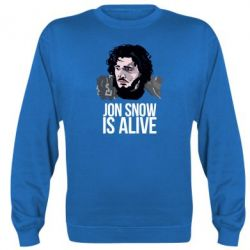 Реглан (свитшот) Jon Snow is alive - FatLine