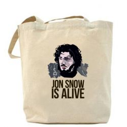 Сумка Jon Snow is alive