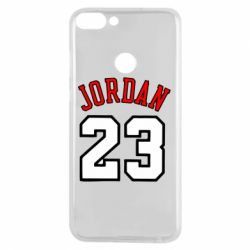 Чохол для Huawei P Smart Jordan 23 - FatLine