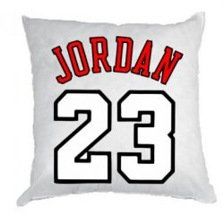 Подушка Jordan 23 - FatLine
