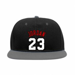 Снепбек Jordan 23 - FatLine