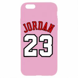 Чохол для iPhone 6/6S Jordan 23 - FatLine