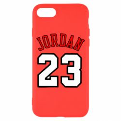 Чохол для iPhone 7 Jordan 23 - FatLine