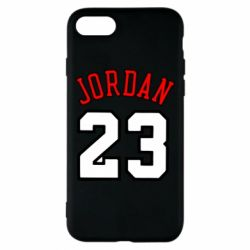 Чохол для iPhone 8 Jordan 23 - FatLine