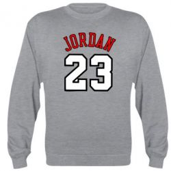 Реглан (свитшот) Jordan 23 - FatLine