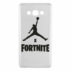 Чехол для Samsung A7 2015 JORDAN FORTNITE