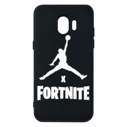 Чехол для Samsung J2 2018 JORDAN FORTNITE