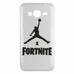 Чехол для Samsung J3 2016 JORDAN FORTNITE