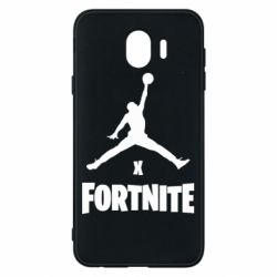 Чехол для Samsung J4 JORDAN FORTNITE