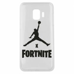 Чехол для Samsung J2 Core JORDAN FORTNITE