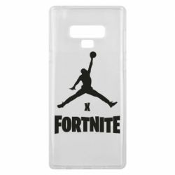 Чехол для Samsung Note 9 JORDAN FORTNITE