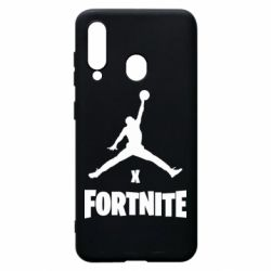 Чехол для Samsung A60 JORDAN FORTNITE