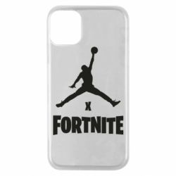 Чехол для iPhone 11 Pro JORDAN FORTNITE
