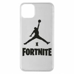 Чехол для iPhone 11 Pro Max JORDAN FORTNITE