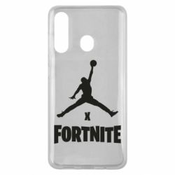 Чехол для Samsung M40 JORDAN FORTNITE