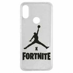 Чехол для Xiaomi Redmi Note 7 JORDAN FORTNITE