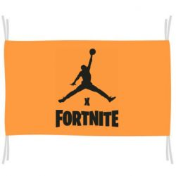Флаг JORDAN FORTNITE