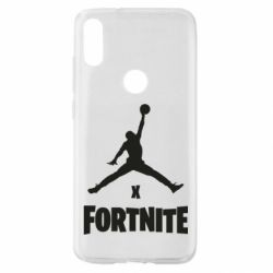 Чехол для Xiaomi Mi Play JORDAN FORTNITE