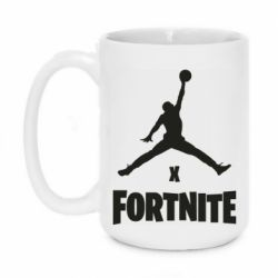 Кружка 420ml JORDAN FORTNITE