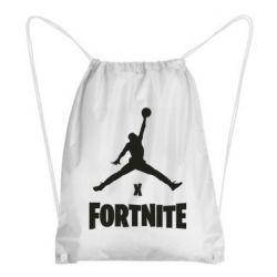 Рюкзак-мешок JORDAN FORTNITE