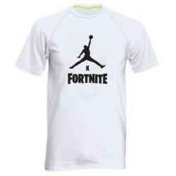 Мужская спортивная футболка JORDAN FORTNITE