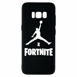 Чехол для Samsung S8 JORDAN FORTNITE