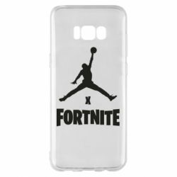 Чехол для Samsung S8+ JORDAN FORTNITE