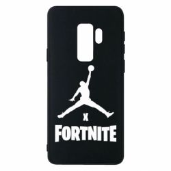 Чехол для Samsung S9+ JORDAN FORTNITE
