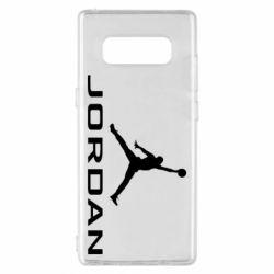 Чохол для Samsung Note 8 Jordan