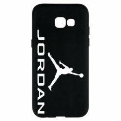 Чохол для Samsung A5 2017 Jordan
